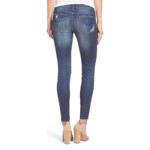 Vigoss Jeans - VIGOSS The Chelsea Skinny Distressed Denim